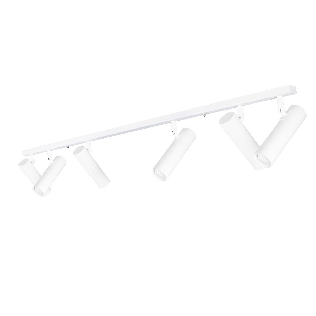 Светильники ЛОФТ - Люстра лофт потолочная с поворотным плафоном 000002809 - Фото 1