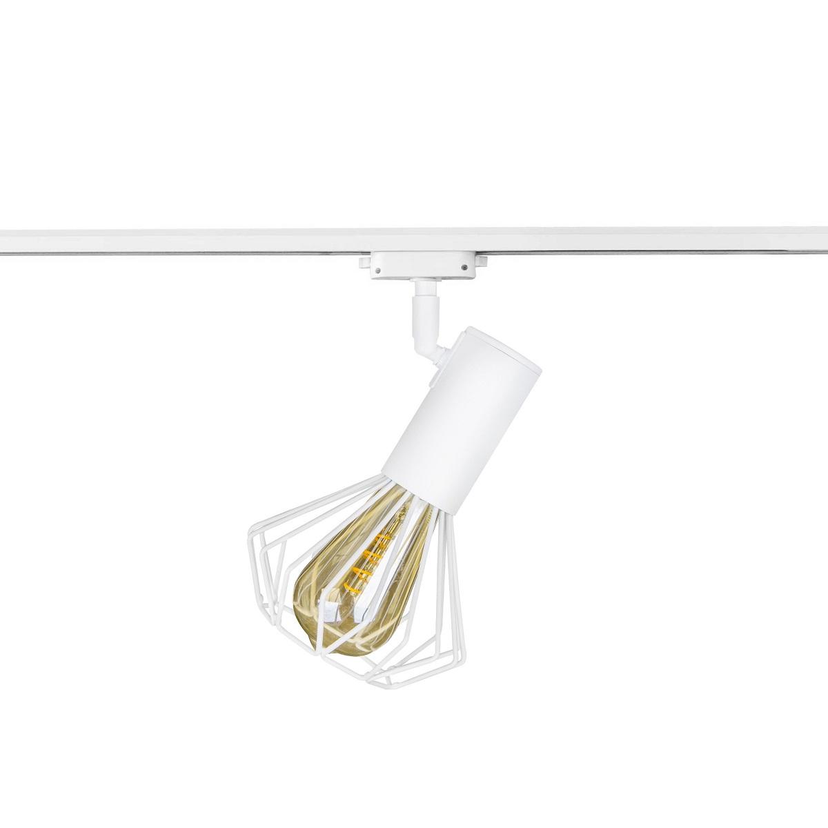 Светильники ЛОФТ - Люстра лофт потолочная с поворотным плафоном 000002778 - Фото 1